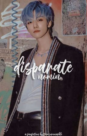 disparate, nomin. by treasuremarble