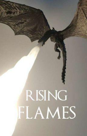 Rising Flames by Anixxn