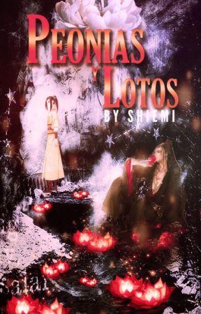 Peonias y Lotos by shiemi02