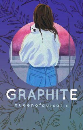 Smudged Graphite by Queenofquixotic