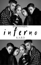 inferno│K.A.R.D by fightmebighit_