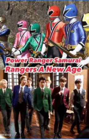 Power Rangers Samurai: A New Age by KiaraWinters5