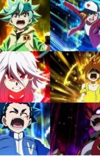 Beyblade scenarios (what if this happened?) by Kaito_1500