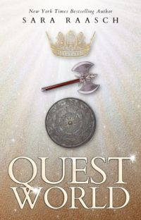 QUEST WORLD cover