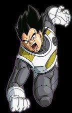 Super Dragon Ball Heroes - Vegeta X Bella by YuGiOhfan1999