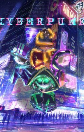 Cyberpunk  Freedomsquad by Gluemie