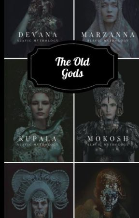 The Old Gods by crownanemona