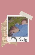 My Side - hyunin  by peachpoof