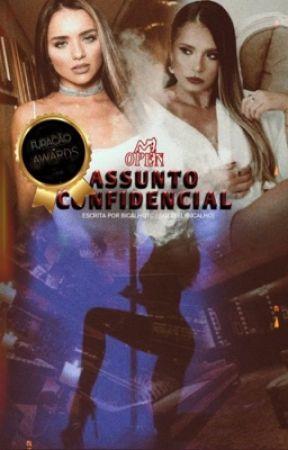 ASSUNTO CONFIDENCIAL by bicalhotc