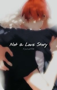 Not a Love Story | Todobaku cover