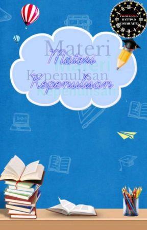 Materi Kepenulisan (IWpC) by IndonesiaWpCommunity