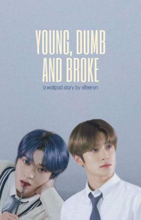 Young, Dumb and Broke [Jaeyong Ver.] by elfeeryn