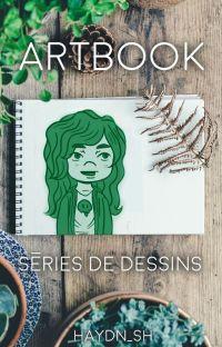 Artbook - Série de dessin 🎨 cover