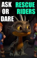 Rescue Riders Ask Or Dare by UltraJackieJackal