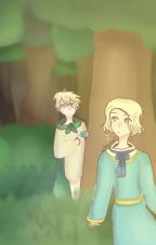 Let us Cherish this relationship. [Hetalia FrUk]  by Annithedevil