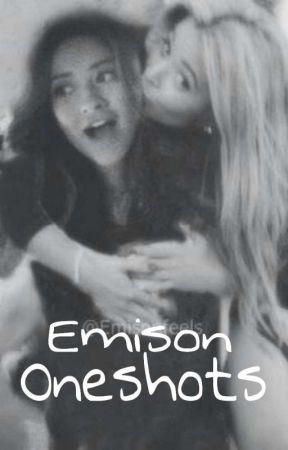 Emison Oneshots by finelineofcocaine