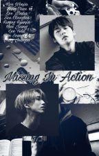 Missing In Action   (Hiatus) by Levyttan