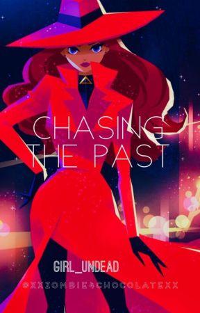 Chasing the Past--A Carmen Sandiego Story  by MonsieurDuke