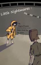 Little Nightmares : Maw Arena AU by DogInATuxedo