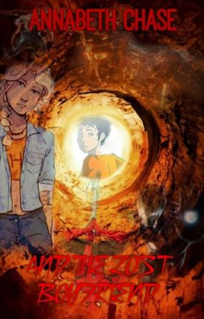 Annabeth Chase and the Lost Boyfriend by FictionFanTeen