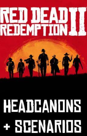 RedDead2 Headcanons (RedDeadRevival) by CrimsonAdri