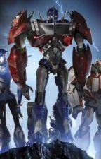 A little Sparkling (Transformers Prime OC) by Villalba376