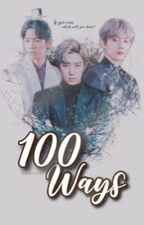 100 Ways | chanbaek by birubaru
