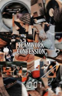 TEAMWORK ON WATTPAD CONFESSION  cover