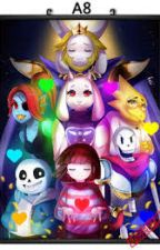 A New Save(Redux): Male Reader x Undertale Harem by OverlordAKX