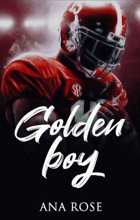 Golden boy by PatrycjaK88