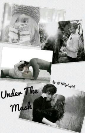 Under the mask by youraveragefangurl