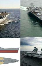 Modern Navy(Modern Ships x Azur Lane) by SyriaandIraq