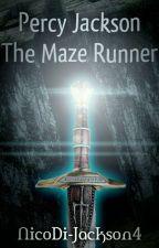 Percy Jackson : The Maze Runner by NicoDi-Jackson4