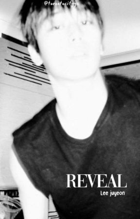 reveal. Juyeon ✓ by aclownbean-