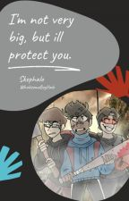 I'm Not Very Big, But I'll Protect You - Skephalo by WholesomeBoyHalo