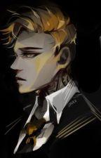 Midas x New Spy!Reader: ~ Liquid Gold ~ by Des-pa-CheetoPerson