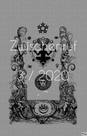 Zwischenruf 3 / 2020. - by AdamonVonEden
