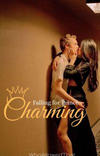 Falling for Prince Charming✔️ cover