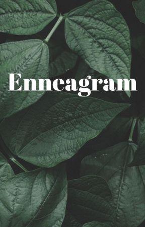 Enneagram + MBTI by JumpyJellyfish