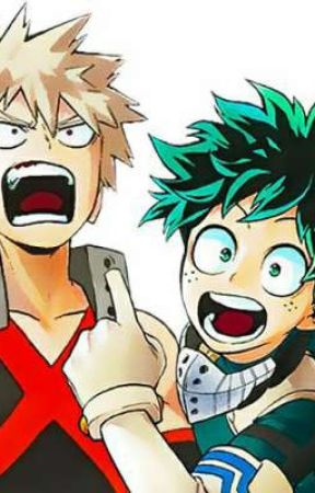 💥The Big Book Of BakuDeku Skits CONTINUED!!🥦 by Mister_Freak