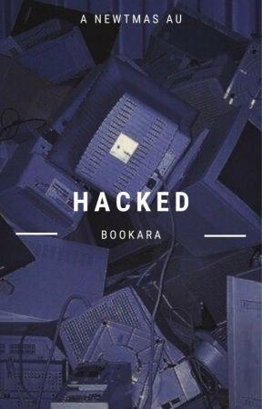 hacked // a newtmas au by bookara