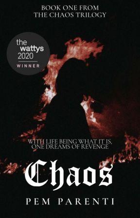 CHAOS ━ BOOK 1 | ✓ by wolfindenim