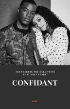 Confidant  by AsiaJanea17