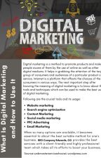What Is Digital Marketing and How to Use It by williamexchange
