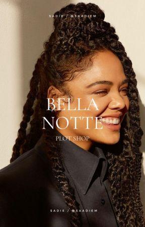 BELLA NOTTE  ━ PLOT SHOP by saadiem