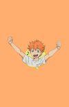 original characters cover