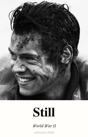 Still - h.s (au) by arthxstyles