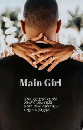 Main Girl by shaniishanshan