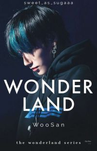Wonderland    WooSan cover