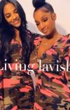 Living Lavish  cover